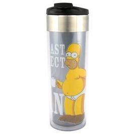 The Simpsons - The Last Perfect Man - cestovní hrnek