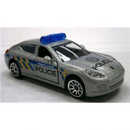 Majorette Auto policejní kovové CZ verze Háztartás