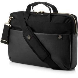 HP Pavilion Accent Briefcase Black/Gold 15.6