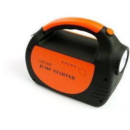 DOCA Powerbank 30000mAh 24V černá/oranžová