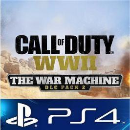 Call of Duty: WWII - The War Machine - PS4 HU Digital