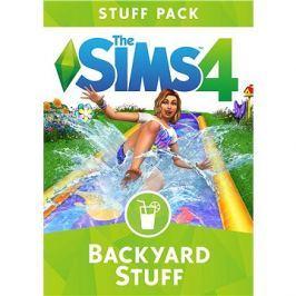 The Sims 4 Backyard Stuff - PS4 HU Digital