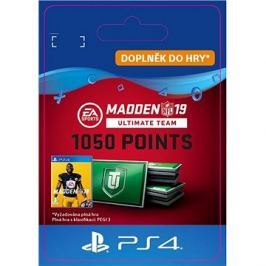 Madden NFL 19 Ultimate Team 1050 Points Pack - PS4 HU Digital