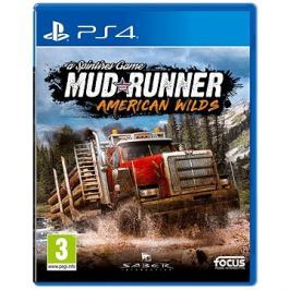 Spintires: MudRunner - American Wilds Edition - PS4