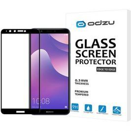 Odzu Glass Screen Protector E2E Huawei Y7 Prime 2018