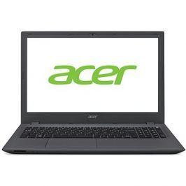 Acer Aspire E15 Acélszürke / Fekete