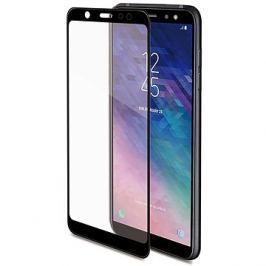 CELLY 3D Glass pro Samsung Galaxy A6 (2018), černé