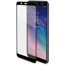 CELLY 3D Glass pro Samsung Galaxy A6 Plus (2018), černé