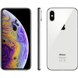 iPhone Xs 64GB stříbrná
