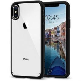 Spigen Ultra Hybrid Matte Black iPhone XS/X