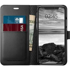 Spigen Wallet S Black iPhone XS/X