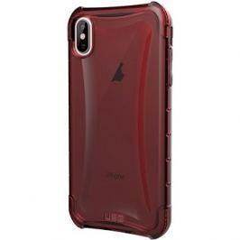 UAG Plyo Case Crimson Red iPhone XS Max