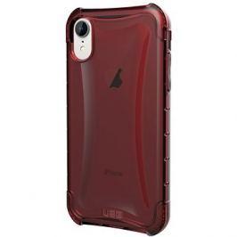 UAG Plyo Case Crimson Red iPhone XR
