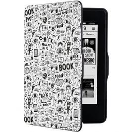 CONNECT IT CEB-1031-WH pro Amazon Kindle Paperwhite 1/2/3, Doodle White