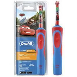 Oral-B Vitality Cars + cestovní pouzdro