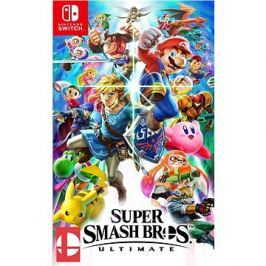 Super Smash Bros. Ultimate - Limited Edition - Nintendo Switch