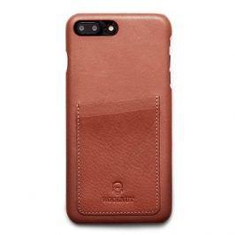 Woolnut Wallet Case pro iPhone 7+/ 8+ Cognac