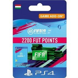 2200 FIFA 19 Points Pack - PS4 HU Digital