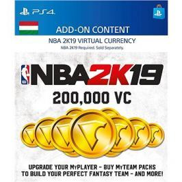 200,000 VC NBA 2K19 - PS4 HU Digital
