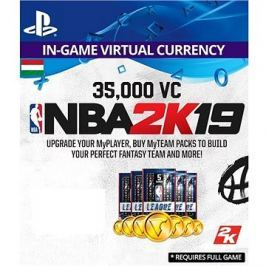 35,000 VC NBA 2K19 - PS4 HU Digital