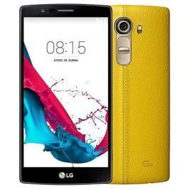 LG G4 (H815) Leather Yellow