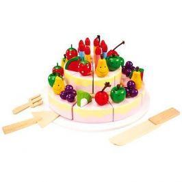 Velký narozeninový dort