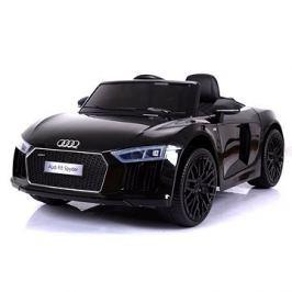 Audi R8 Spyder – černé