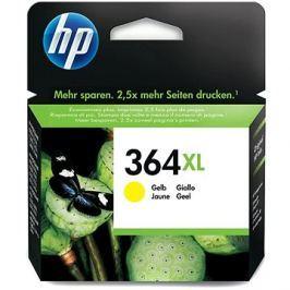 HP CB325EE č. 364XL žlutá