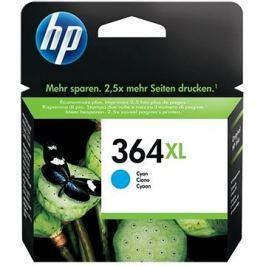 HP CB323EE č. 364XL azurová