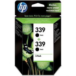HP C9504EE č. 339 černá