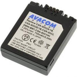 AVACOM za Panasonic CGA-S002 , DMW-BM7 Li-ion 7.2V 750mAh