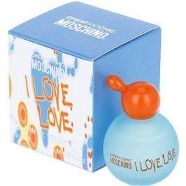 MOSCHINO I Love Love EdT 4,9 ml