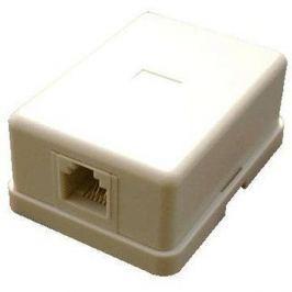 Datacom CAT3, 1x RJ11, na omítku