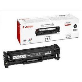 Canon CRG-718BK černá Twin Pack - originální
