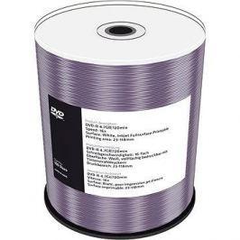 MediaRange DVD-R Inkjet Fullsurface Printable 100ks cakebox