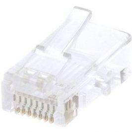 100-pack,Datacom RJ45, CAT5E, UTP, 8p8c, na licnu (lanko)
