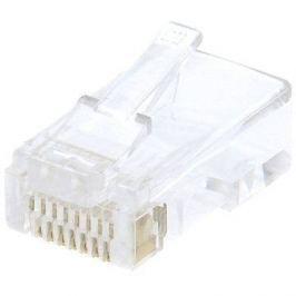 100-pack,Datacom RJ45, CAT5E, UTP, 8p8c, na drát