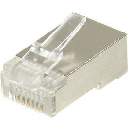 10-pack,Datacom RJ45, CAT5E, STP, 8p8c, stíněný, neskládaný, na drát