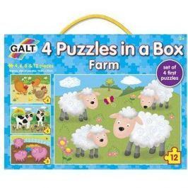 4 v krabici - farma