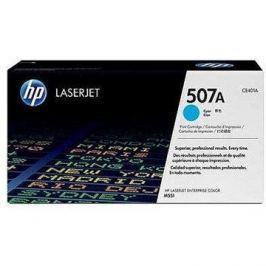 HP CE401A č. 507A modrý - originální