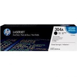 HP CC530AD č.304A černý  - originální