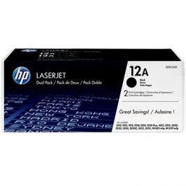 HP Q2612AD č. 12A černý - originální