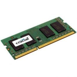 Crucial SO-DIMM 8GB DDR3 1600MHz CL11 Dual Voltage - CT102464BF160B