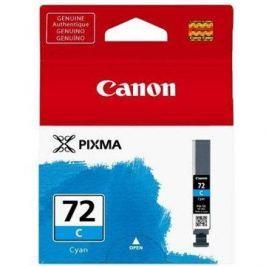 Canon PGI-72C azurová