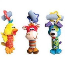PG - Cestovní závěsné hračky 3 ks
