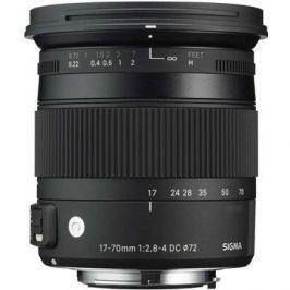 SIGMA 17-70mm f/2.8-4 DC MACRO OS HSM pro Nikon Contemporary HiFi és TV