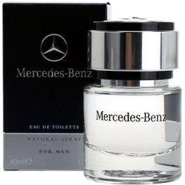 MERCEDES-BENZ EdT 40 ml Hangtechnika