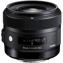 SIGMA 30mm f/1.4 DC HSM Art pro Canon HiFi és TV