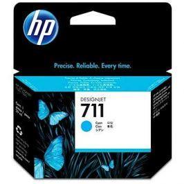 HP CZ130A č. 711 azurová