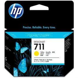 HP CZ136A č. 711 žlutá Kert